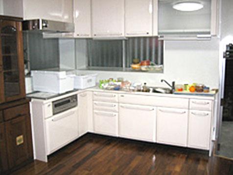 キッチンA(施工後)