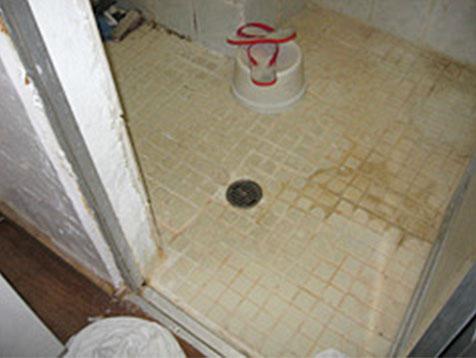 浴室A(施工前)