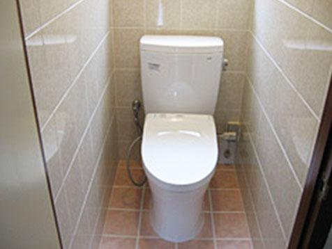トイレA(施工後)